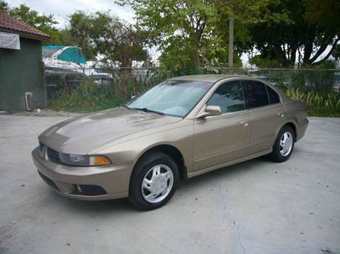 2002 Mitsubishi Galant For Sale In Fort Lauderdale, FL