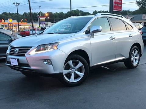 2014 Lexus RX 350 for sale in Austintown, OH