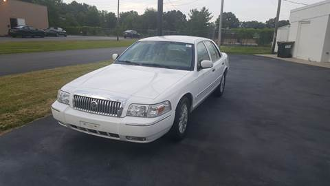 2008 Mercury Grand Marquis for sale in Austintown, OH