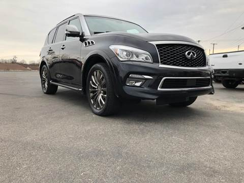 Infiniti Qx80 For Sale >> Used Infiniti Qx80 For Sale In Florence Al Carsforsale Com