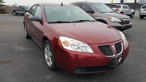 2008 Pontiac G6 for sale in Austintown, OH