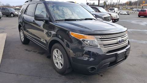 2013 Ford Explorer for sale in Austintown, OH