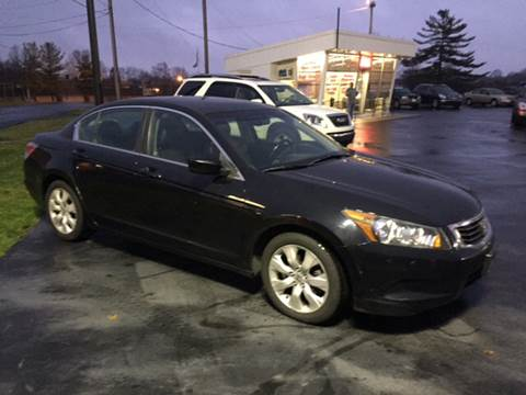 2010 Honda Accord for sale in Austintown, OH