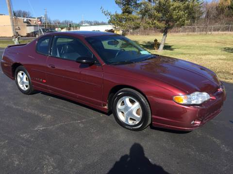 2000 Chevrolet Monte Carlo for sale in Austintown, OH