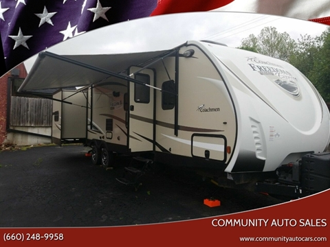 2017 Coachmen Freedom EX