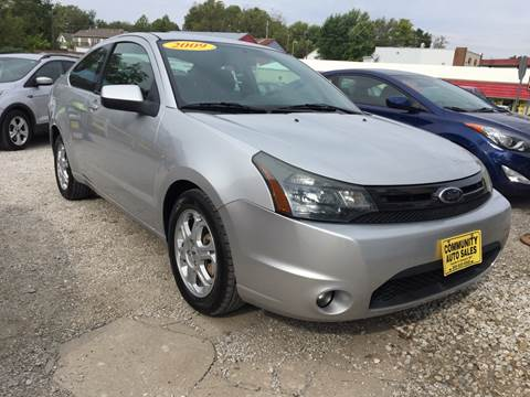 2009 Ford Focus for sale in Fayette, MO