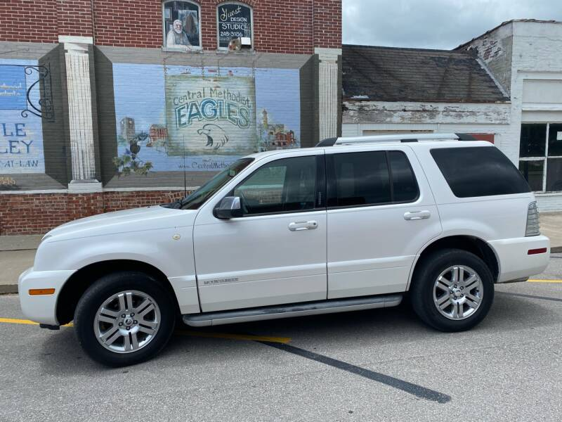 2010 Mercury Mountaineer AWD Premier 4dr SUV - Fayette MO