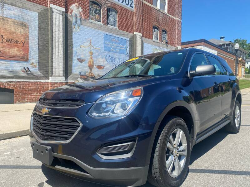 2016 Chevrolet Equinox AWD LS 4dr SUV - Fayette MO