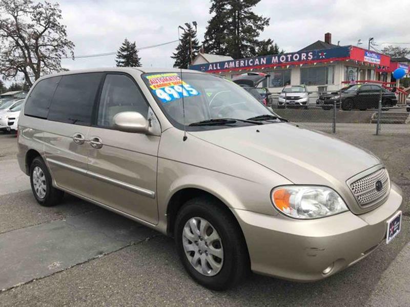 All American Motors >> All American Motors Used Cars Tacoma Wa Dealer