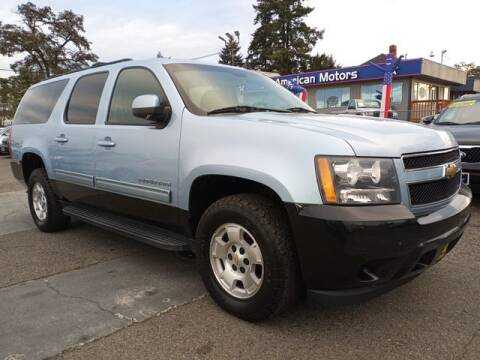2011 Chevrolet Suburban for sale at All American Motors in Tacoma WA