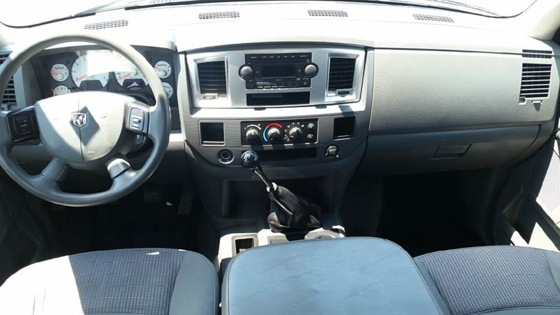 2007 Dodge Ram Pickup 1500 SLT 4dr Quad Cab SB - Tulsa OK
