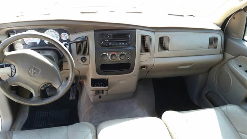 2003 Dodge Ram Pickup 2500 4dr Quad Cab SLT Rwd LB - Tulsa OK