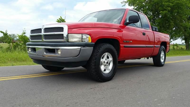 1999 Dodge Ram Pickup 1500 4dr ST Extended Cab SB - Tulsa OK