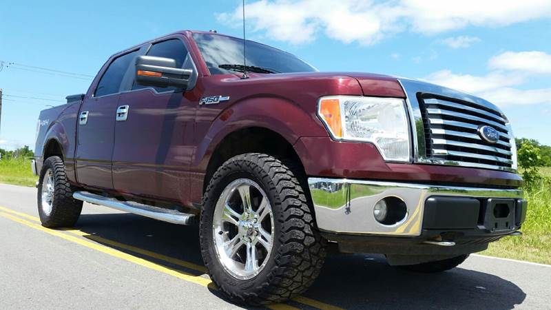 2010 Ford F-150 4x4 XLT 4dr SuperCrew Styleside 6.5 ft. SB - Tulsa OK