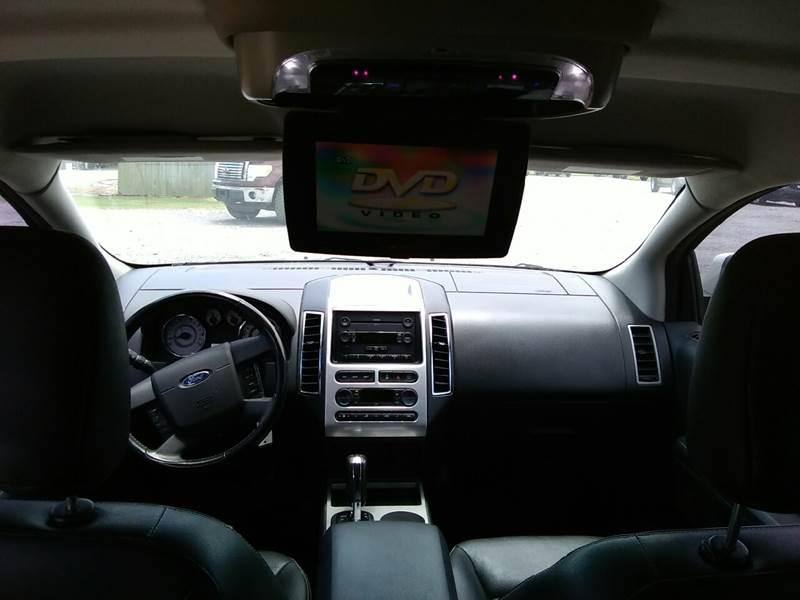 2007 Ford Edge AWD SEL Plus 4dr SUV - Tulsa OK