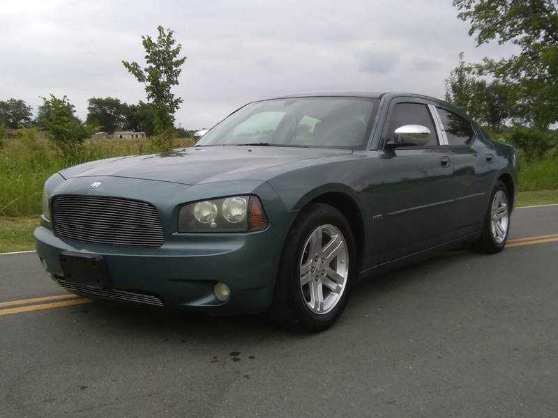 2006 Dodge Charger RT 4dr Sedan - Tulsa OK