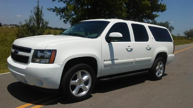 2007 Chevrolet Suburban LT 1500 4dr SUV - Tulsa OK