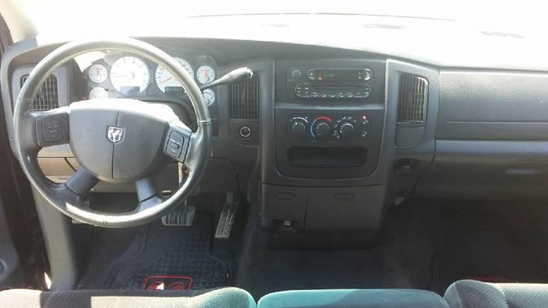 2005 Dodge Ram Pickup 1500 4dr Quad Cab SLT Rwd SB - Tulsa OK