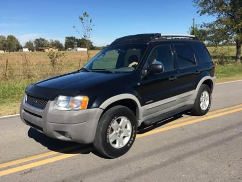 2002 Ford Escape for sale in Tulsa, OK