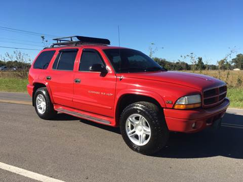 2000 Dodge Durango for sale in Tulsa, OK