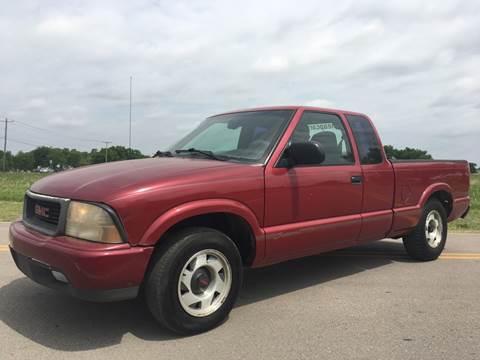 1999 GMC Sonoma for sale in Tulsa, OK