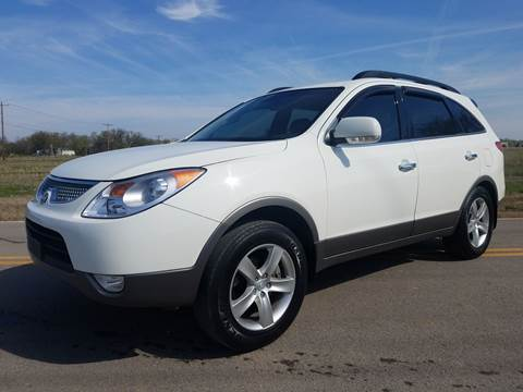 2011 Hyundai Veracruz for sale in Tulsa, OK