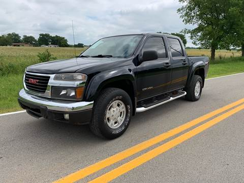 2004 GMC Canyon for sale in Tulsa, OK