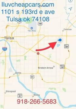 ILUVCHEAPCARS COM LLC - Used Cars - Tulsa OK Dealer