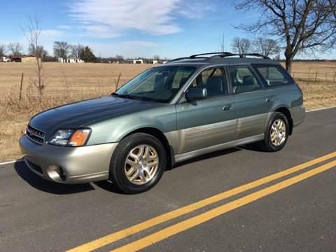 2001 Subaru Outback for sale in Tulsa, OK