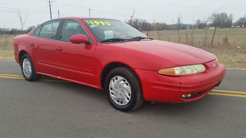 2000 Oldsmobile Alero for sale in Tulsa, OK