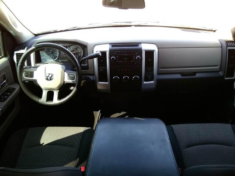 2010 Dodge Ram Pickup 1500 4x2 SLT 4dr Quad Cab 6.3 ft. SB Pickup - Tulsa OK