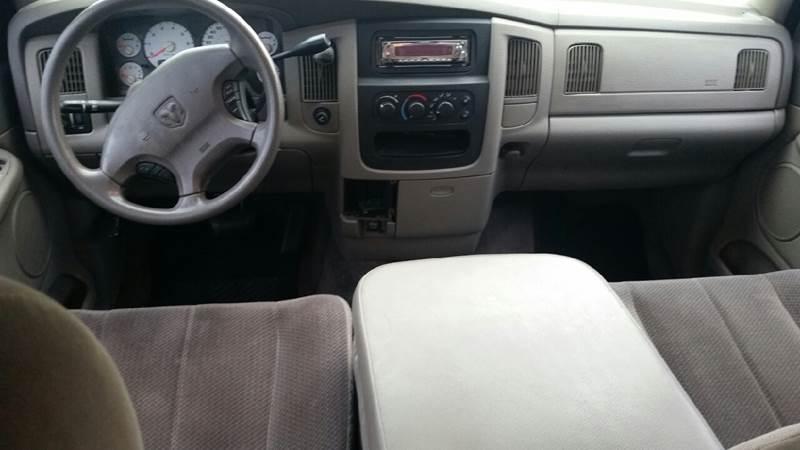 2003 Dodge Ram Pickup 1500 4dr Quad Cab SLT Rwd SB - Tulsa OK