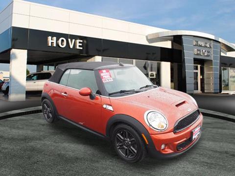 Used Mini Cooper Convertible >> 2012 Mini Cooper Convertible For Sale In Bradley Il
