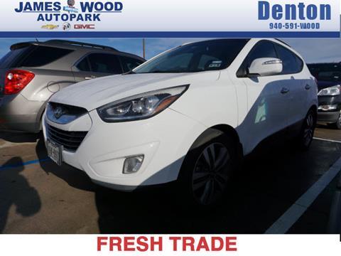 2014 Hyundai Tucson for sale in Denton, TX
