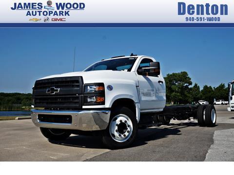 James Wood Chevrolet >> James Wood Autopark Car Dealer In Denton Tx