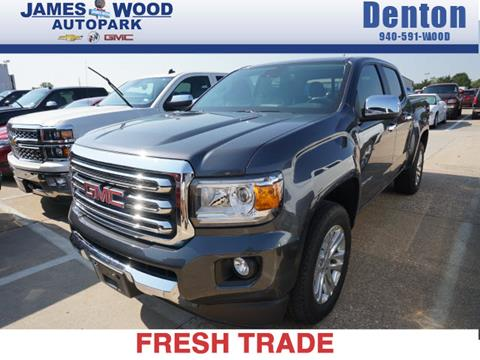 2017 GMC Canyon for sale in Denton, TX