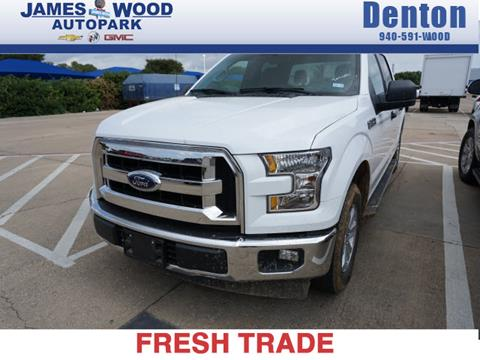 2017 Ford F-150 for sale in Denton, TX