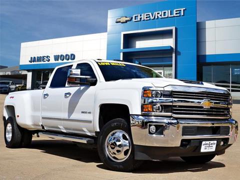 2019 Chevrolet Silverado 3500HD for sale in Denton, TX