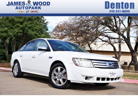 2008 Ford Taurus for sale in Denton, TX