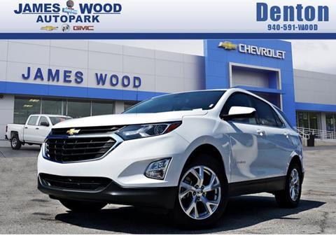 2020 Chevrolet Equinox for sale in Denton, TX