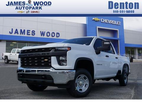 2020 Chevrolet Silverado 2500HD for sale in Denton, TX