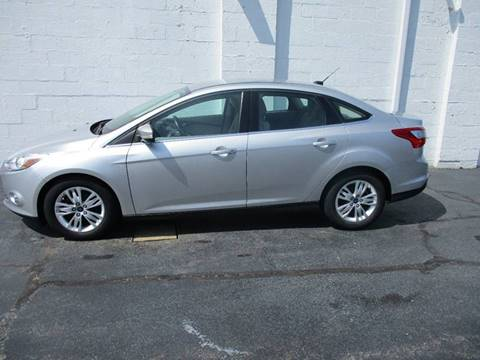 2012 Ford Focus for sale in Crystal Lake, IL