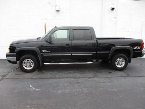 2006 Chevrolet Silverado 2500HD for sale in Crystal Lake, IL