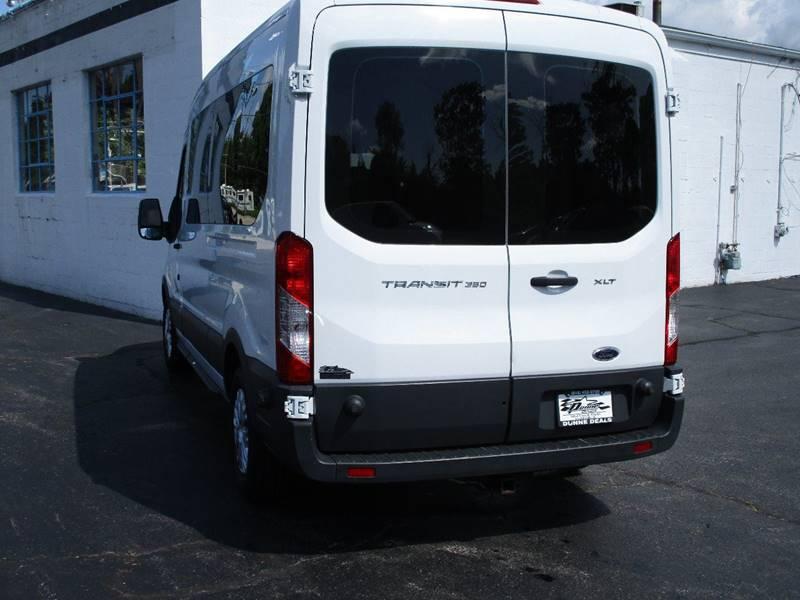 2015 Ford Transit Passenger 350 XLT 3dr LWB Medium Roof
