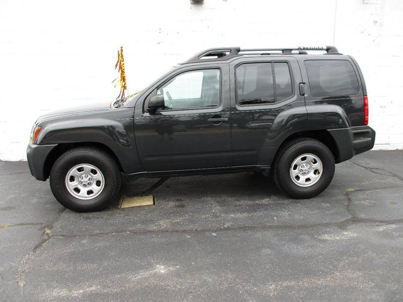 2011 Nissan Xterra 4x2 X 4dr Suv In Crystal Lake Il Dunne Deals