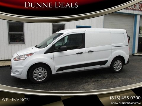 2016 Ford Transit Connect Cargo for sale in Crystal Lake, IL