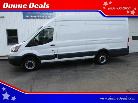 2015 Ford Transit Cargo for sale in Crystal Lake, IL