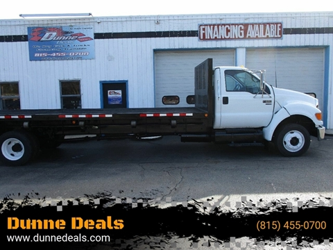 2006 Ford F-650 Super Duty for sale in Crystal Lake, IL