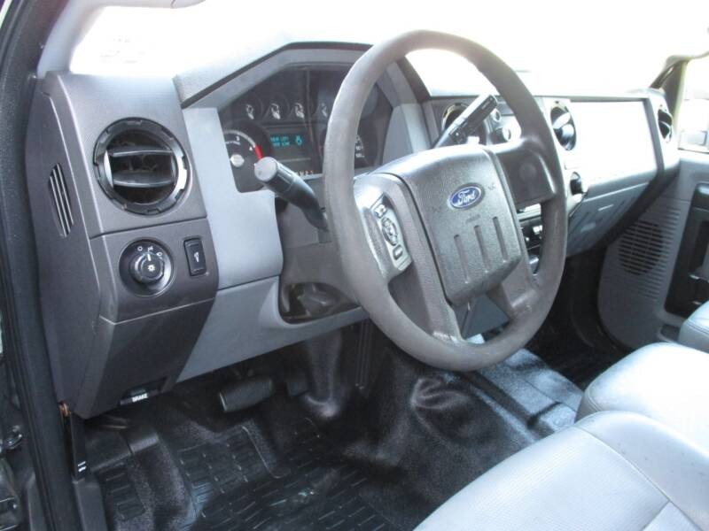 2012 Ford F-450 Super Duty 4X4 4dr Crew Cab 176.2-200.2 in. WB - Crystal Lake IL