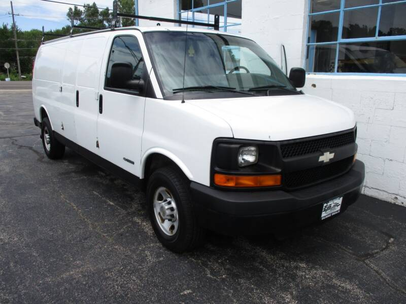 2005 Chevrolet Express Cargo 2500 3dr Extended Cargo Van - Crystal Lake IL